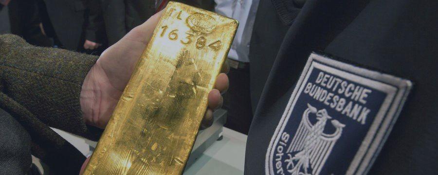 Alemanha lidera nas reservas de ouro entre os países ocidentais