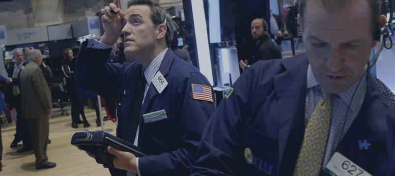 Cae Wall Street por temor a desaceleración mundial
