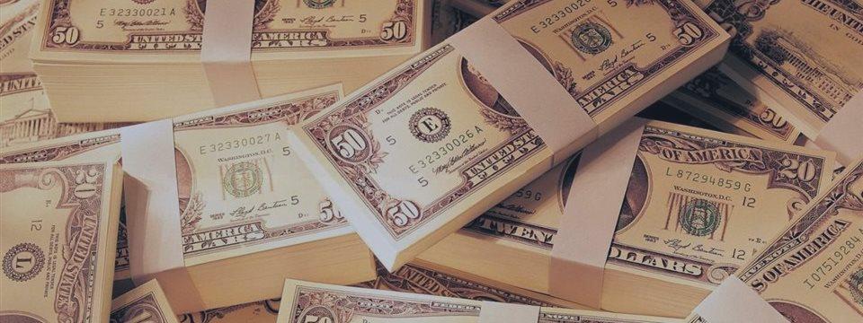 Доллар дорожает к евро и иене после вчерашнего падения