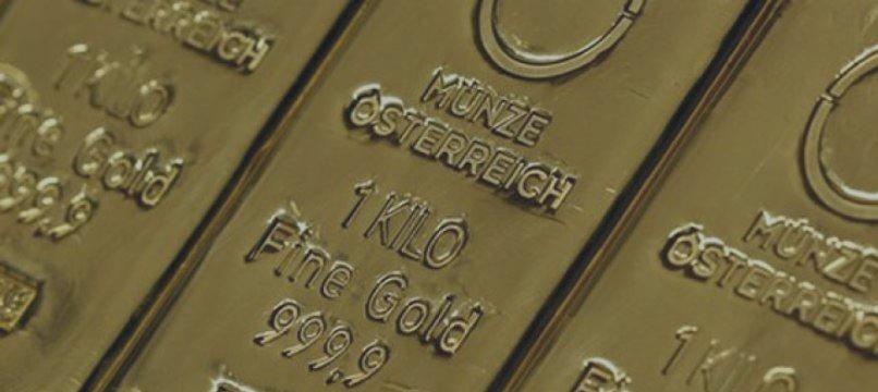 Ouro, Preços para 25 de Agosto de 2015, Análise Técnica