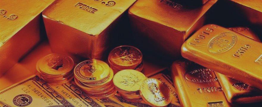 Золото дешевеет, потому что восстанавливаются фондовые рынки