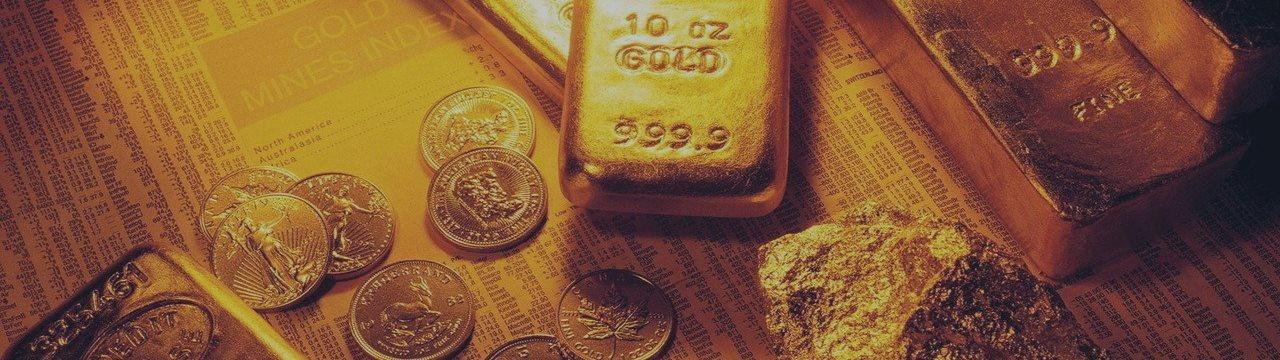Стабилизация фондовых рынков давит на золото, но ФРС не дает цене упасть ниже $1100