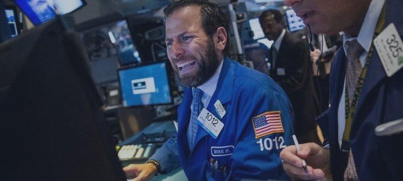 Американские торги завершились падением Dow Jones и ростом Nasdaq и S&P 500