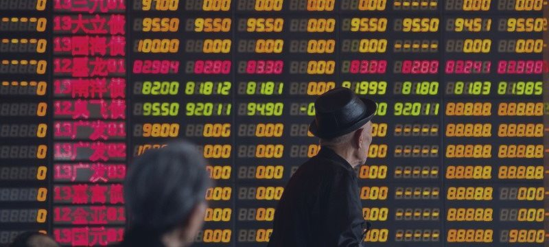 Китайский PMI для промышленности упал до трехлетнего минимума