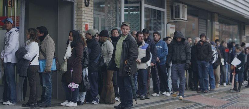 Уровень безработицы в зоне евро упал до 10,9%