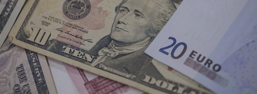 Доллар и евро снизились, иена растет, сырьевые валюты на многолетних минимумах
