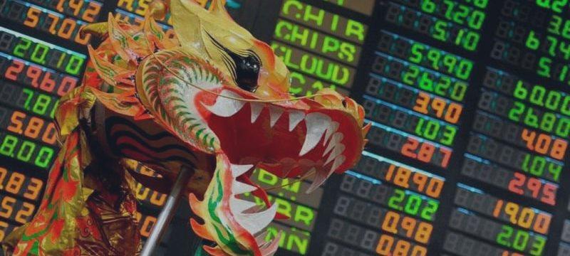 Азиатские акции успокоились, когда Пекин заявил, что кризис «почти закончился»