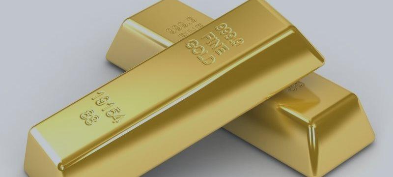Фьючерсы на золото — у двухнедельного минимума