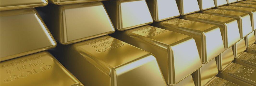 Золото торгуется у четырехнедельного минимума