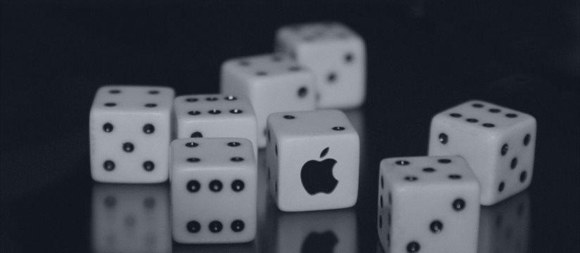"""数据不会说谎:苹果股价大挫为""""假摔""""?"""