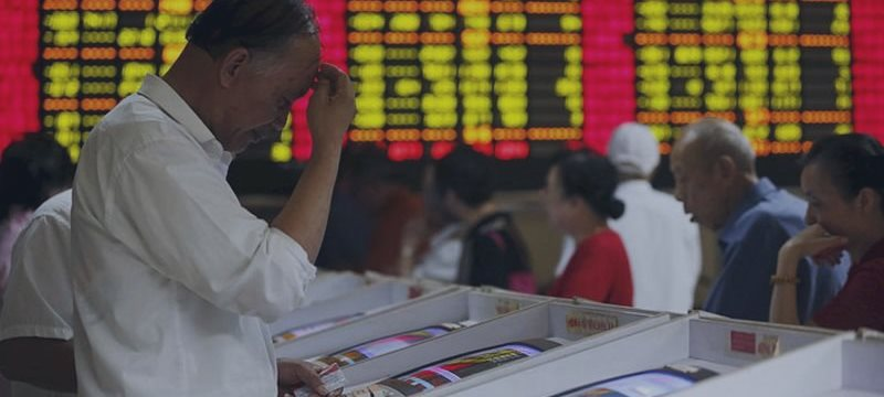 Последние китайские отчеты показали худшие за 15 лет результаты