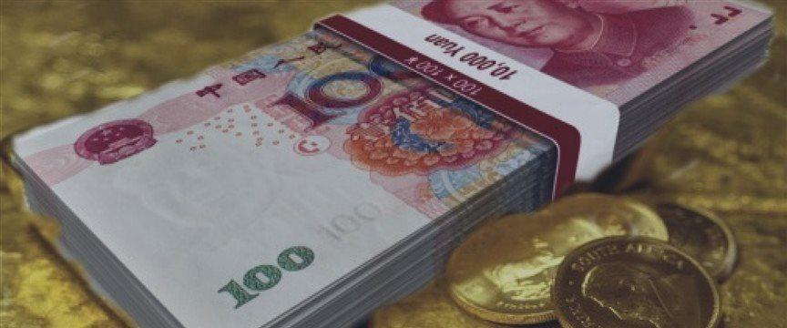 В августе Китай продал рекордное количество валюты