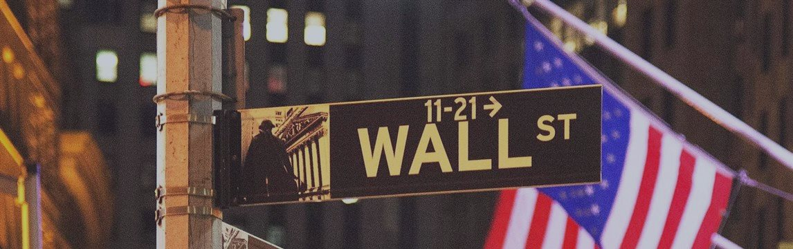 Американские рынки акций поднялись вчера на 1,1-1,4%