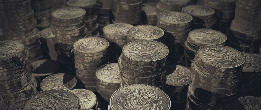 Pound hits $1.55 for first time in 3 weeks; Dollar lower after inflation reading
