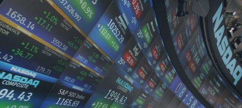 Американские индексы поднялись вчера на фоне роста цен на нефть
