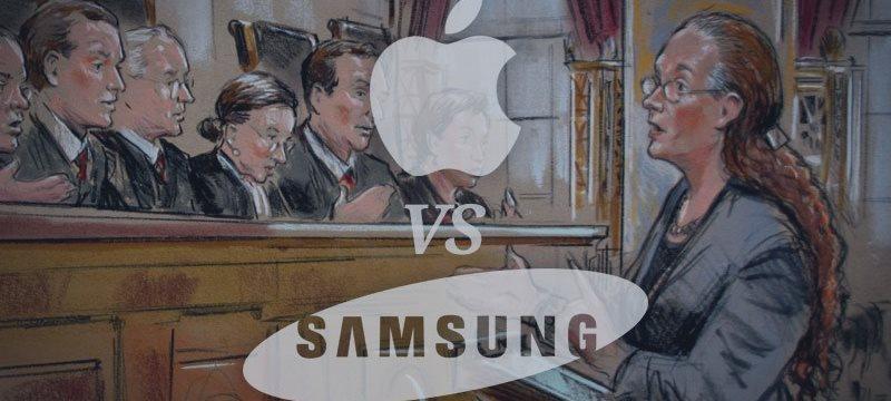Патентные войны: Apple заставит Samsung больше не копировать функции айфона