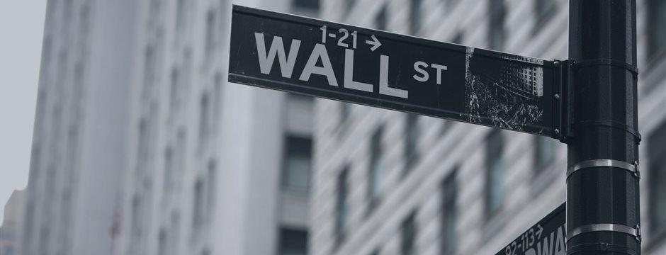 Индексы Уолл-стрит завершили пятницу в красной зоне