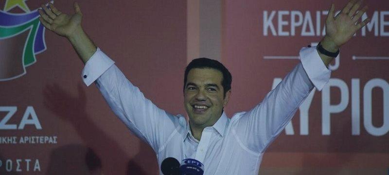 Um mês após renúncia, Tsipras vence eleições na Grécia
