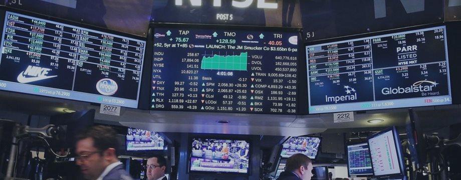 """全球市场崩跌信号再现!欧股""""跳水""""大宗商品齐跌"""