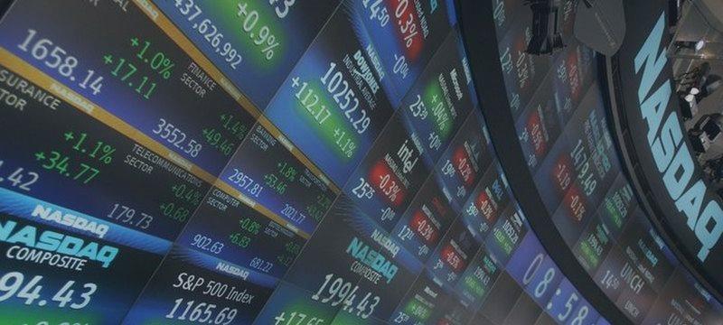 Американские рынки поддержали дружное падение во вторник