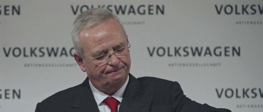 Dimite el presidente de VW por el escándalo de las emisiones
