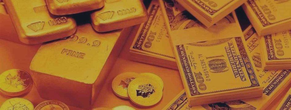 Золото дорожает перед выходом американских отчетов и выступлением Йеллен