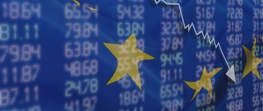 Европейские индексы снижаются в понедельник на проблемах Glencore и Volkswagen