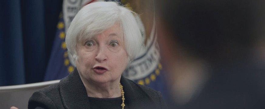 Глава ФРС Джанет Йеллен не говорила о монетарной политике на выступлении в среду
