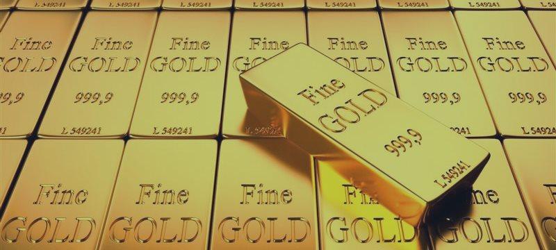 Золото удерживается вблизи двухнедельных минимумов