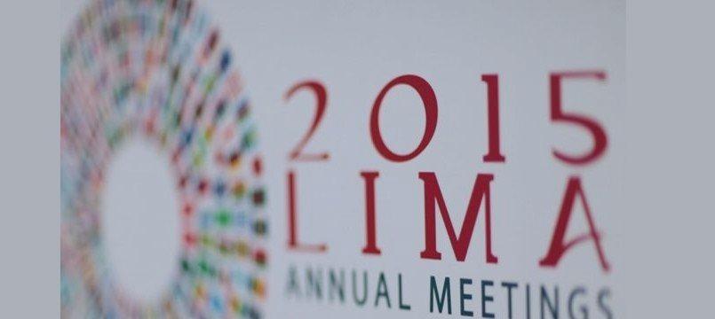 Largade, do FMI: crise politica afetou confiança