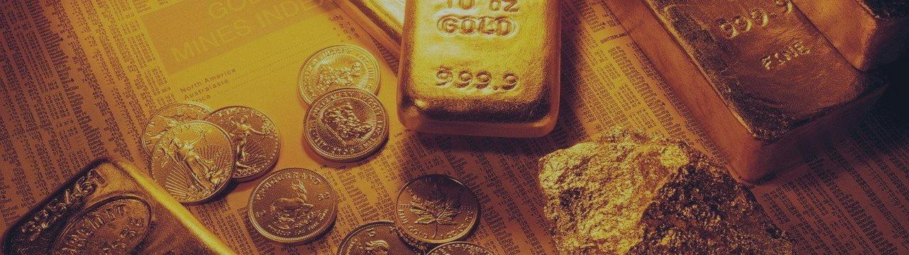 Золото держится вблизи полуторанедельного максимума