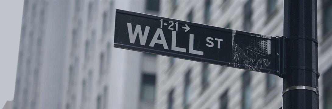 Начало сезона отчетности надавило на Уолл-стрит