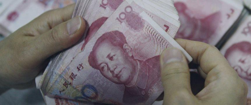 Юань вновь укрепился, когда Народный банк Китая повысил официальный курс