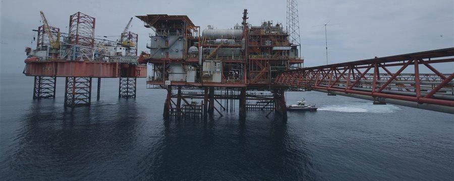 Petróleos Brent e WTI operam em alta
