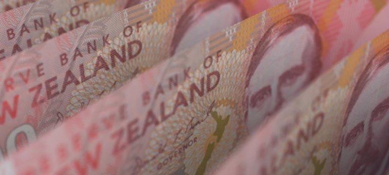 ニュージーランドの消費者物価上昇率 予測 0.2% 対 0.3%