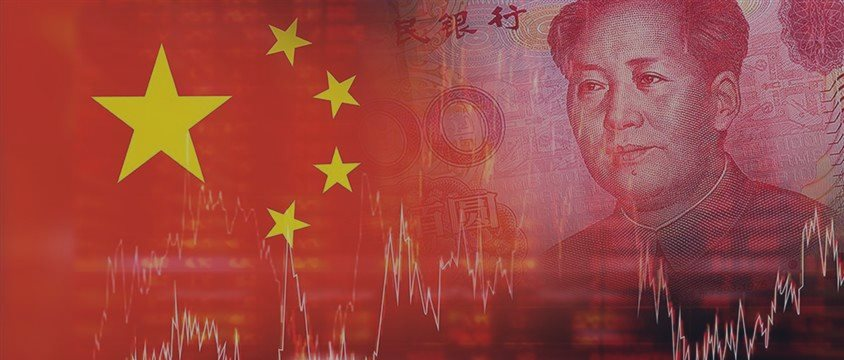 Рост ВВП Китая на шестилетнем минимуме: факты и результаты