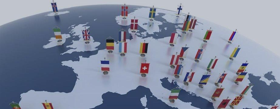 Европейские индексы выросли в понедельник