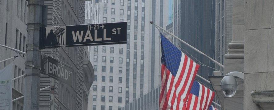 Индексы Уолл-стрит начали неделю слабым ростом