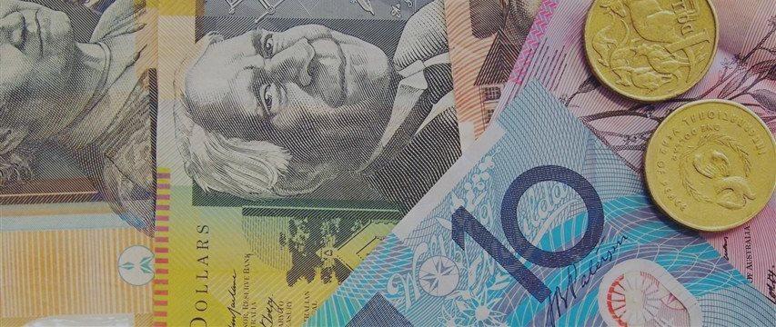 RBA会议纪要温和中性 澳元遭离岸基金卖盘打压