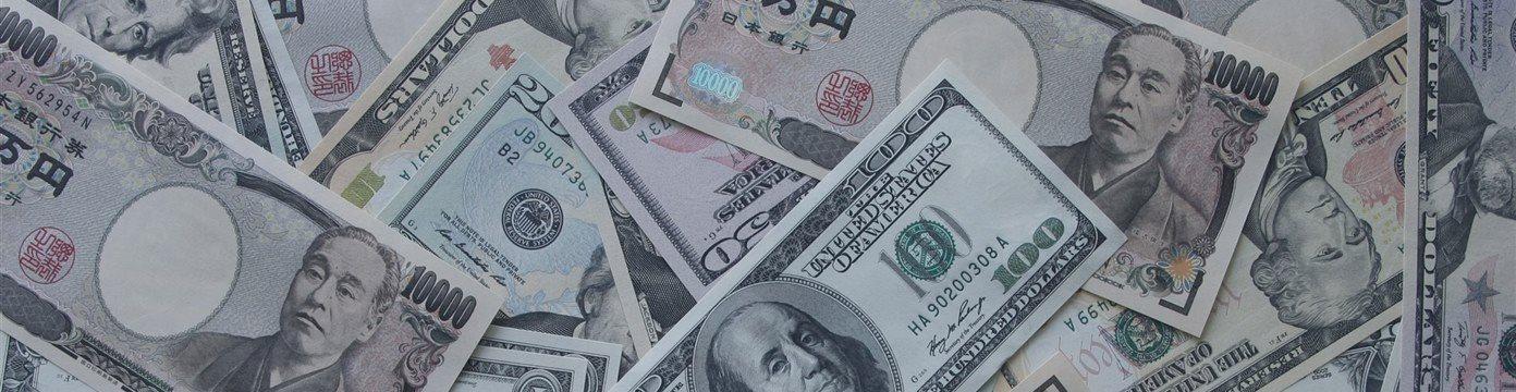 美元/日元亚盘原地踏步 波动区间为记录以来最窄?