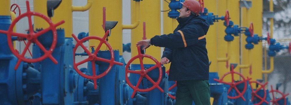 Киев перечислил «Газпрому» предоплату в 136 млн долларов