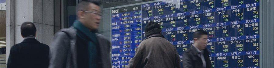 前場の日経平均は続伸、企業業績への過度な懸念が後退