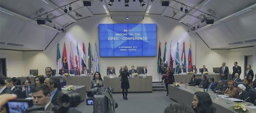 OPEC会议未提减产油价跌至三周低位