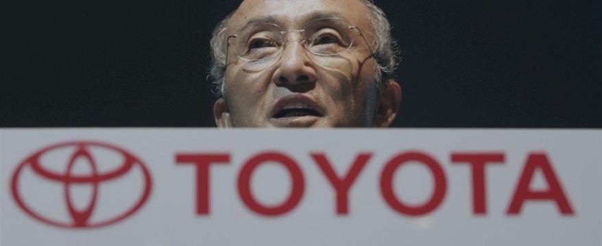 Toyota vai chamar às oficinas 6,5 milhões de carros em todo o mundo