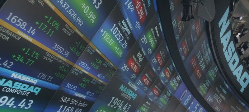米国株式市場の不安定な動き