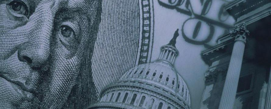Доллар вблизи 2,5-месячных максимумов, но снизился в ожидании статистики