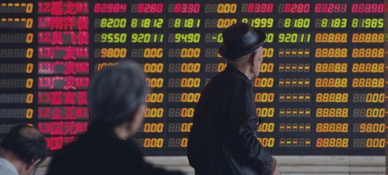 За три месяца китайские акции выросли на 24%: инвесторы постепенно успокаиваются