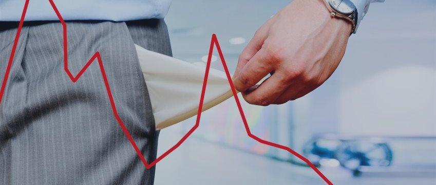 Минтруда: Реальная зарплата в РФ в этом году снизилась на 8-9%