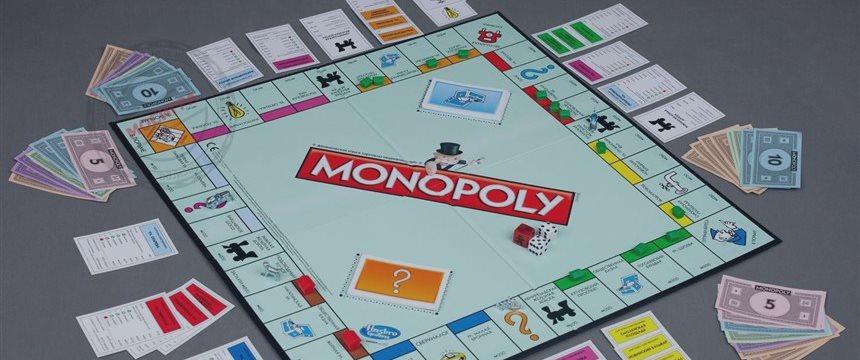 80年前、パーカー・ブラザーズは、ゲーム「モノポリー」を発明した