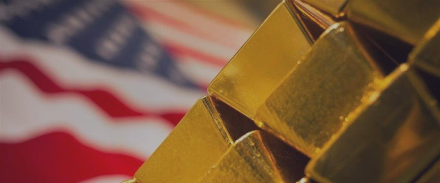 Золото на трехмесячных минимумах после американской статистики